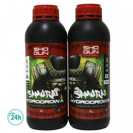 Samurai Hydro Grow A+B