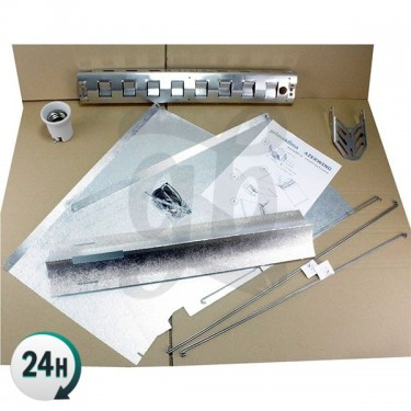 Prima Klima Azerwing Medium 55-A reflector kit components