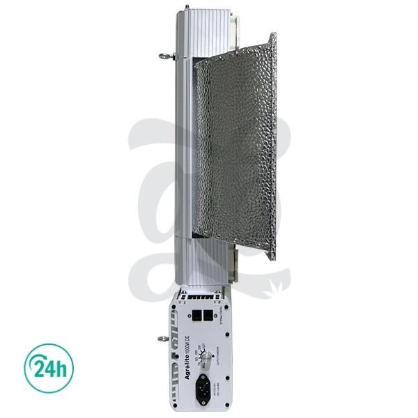 Luminaria 1000w 400V Pro Agrolite - vista lateral