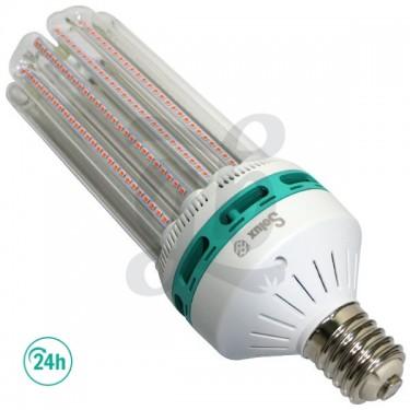 Bombilla LED para la floración de las plantas