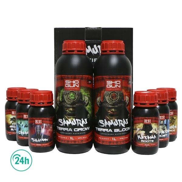 Samurai Terra Multipack