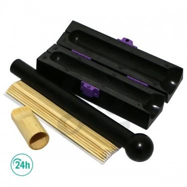 G2 Cannagar Mold Press - All accessories