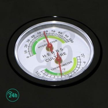 The Crypt CFSS Stash - Thermohygrometer