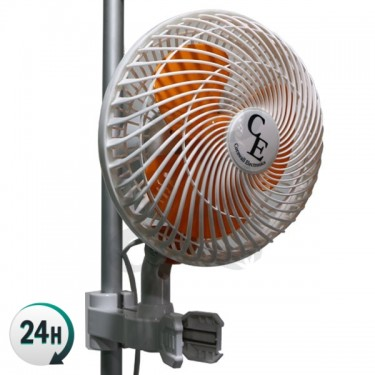 Oscillating Clip-On Fan for Grow tents
