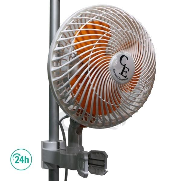 Ventilador Oscilante Pinza Armario 20W