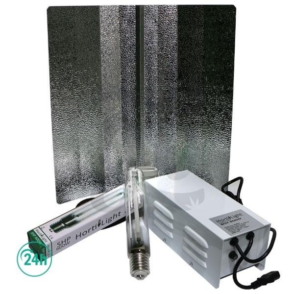 Magnetic Hortilight 600w Closed Lighting Kit