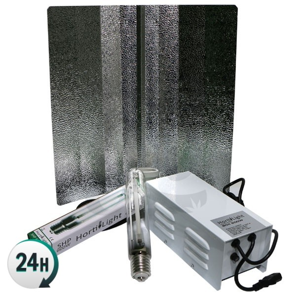 Équipement Hortilight Magnétique Fermé 600 W