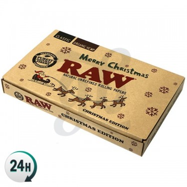 RAW Christmas Pack