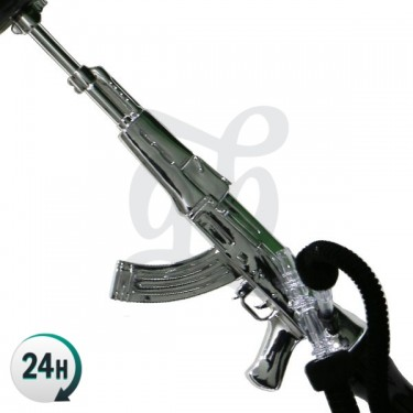 Deluxe AK47 Hookah