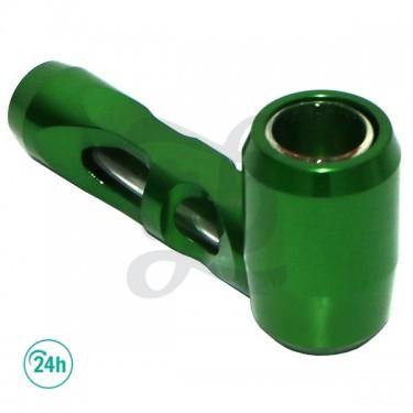 Hammer Pipe green