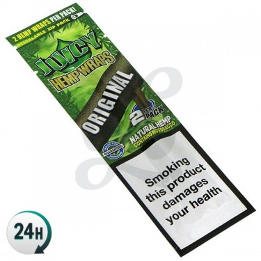 Blunts Juicy Hemp Wraps
