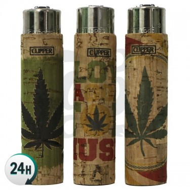 Clipper Lighter with Case