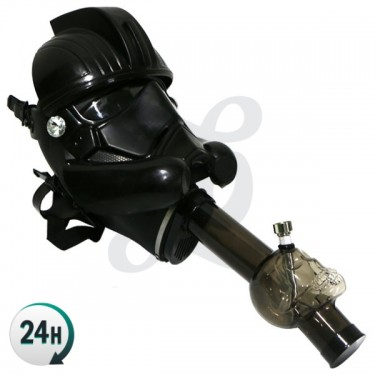 Star Wars Bong Mask side view
