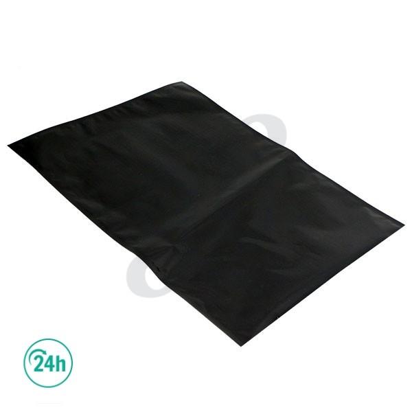 Heat Sealed Foil Bags - Black