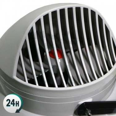 Grille humidificateur centrifuge
