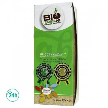 Bio Tabs caja