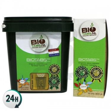 Bio tabs box and bucket