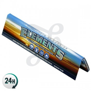 King Sized Elements Rice Papers
