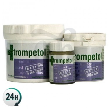Trompetol Extra & TeaTree Ointment