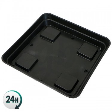 Square Flower Pot Tray