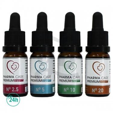 Serum CBD Pharmacare Premium - 2.5%