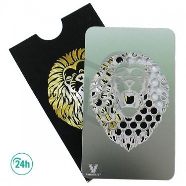 Grinders cards V-syndicate - Modelo Rastafari Lion