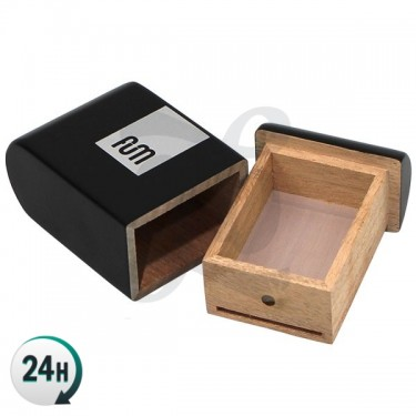 Fum Box Mini color negro