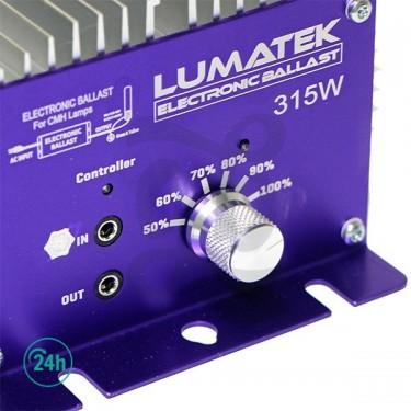 LEC Lumatek 315w Lighting Kit - Dimmer on ballast
