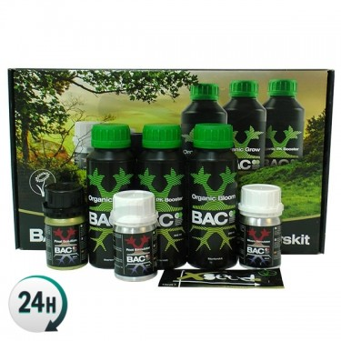 Organic Starters Kit de BAC - All products