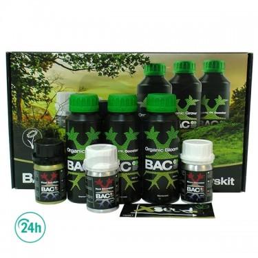 Organic Starters Kit de BAC - Todos los productos