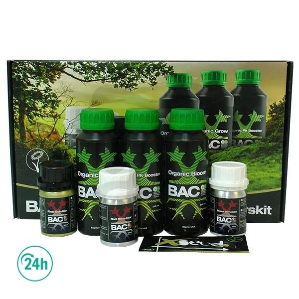 Organic Starters Kit de BAC