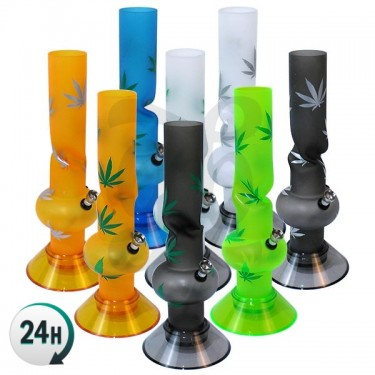 Acrylic Bong in Various Sizes