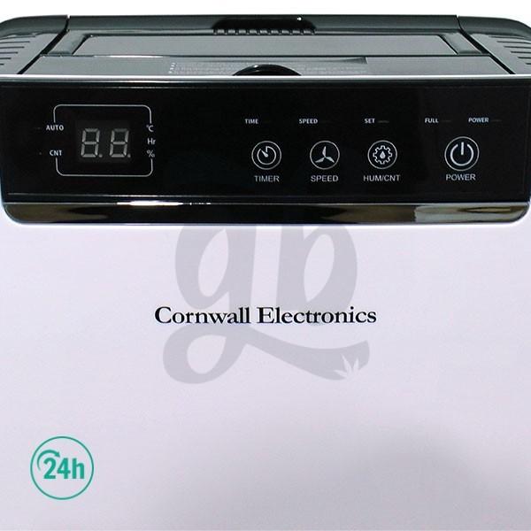 Deshumidificador Cornwall Electronics Pantalla