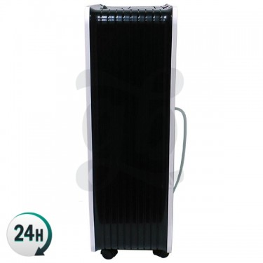 Side of Cornwall Electronics Dehumidifier
