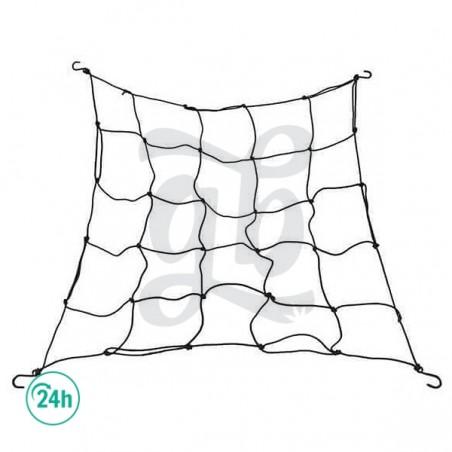 Elastic SCRoG Trellis Netting