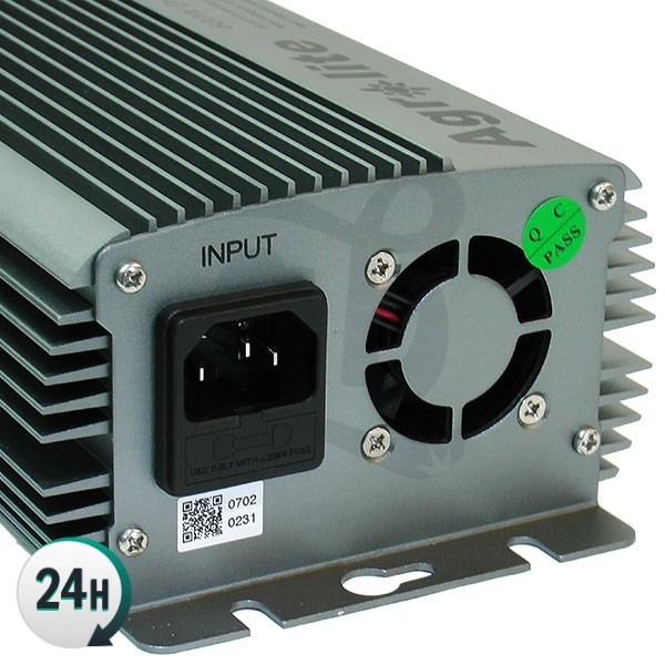 Agrolite Electronic Ballast - Power inlet
