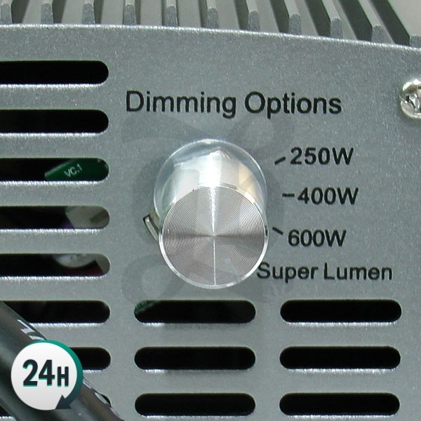 Agrolite Electronic Ballast - Dimming options
