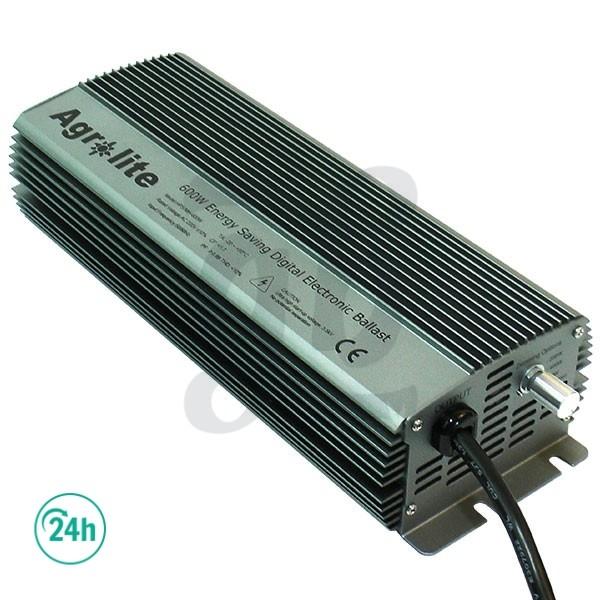 Agrolite 600 W -Ballast Électronique