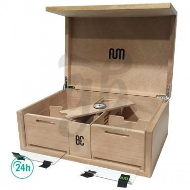 Fum Box Grande abierto