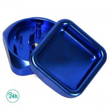 Grinder PumaPunku azul abierto