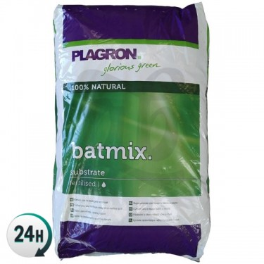 50 liter Plagron Bat Mix sack