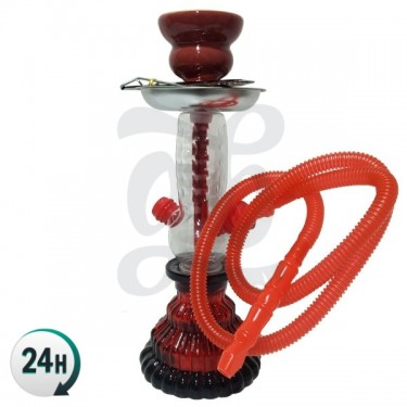 Mini Hookah - Red