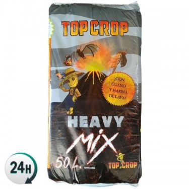 Saco de 50 litros Top Crop Heavy Mix