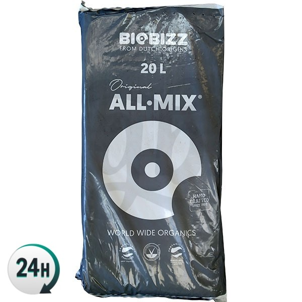 Biobizz All Mix 20 litros