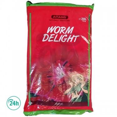 Humus Worm Delight Atami sack