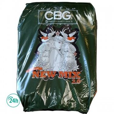 New Mix 2.0 Cannabiogen substrate