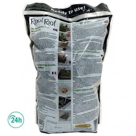 Saco de Root Riot Clonex