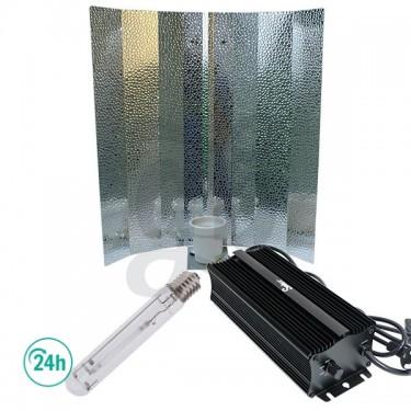 Solux 600-watt Dimmable Electronic Lighting Kit
