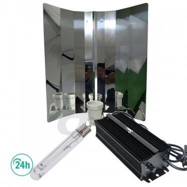 Kit de iluminación electrónico Solux 600w regulable