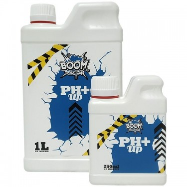 pH+ Boom to the pH in your water